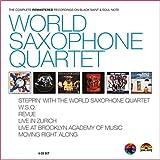 World Saxophone Quartet - 6 Albums Originaux