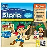 Vtech - 231605 - Storio 2 et générations suivantes - Jeu éducatif - Jake et les Pirates