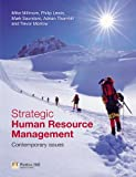 img - for Strategic Human Resource Management: Contemporary Issues book / textbook / text book