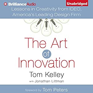 The Art of Innovation | Livre audio