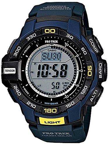 Reloj Casio Pro Trek Prg-270-2er Hombre Gris