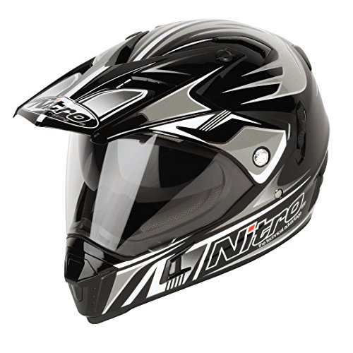 g-mac-nitro-casque-moto-mx650-dvs-noir-mat-argente-xs