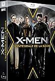 X-men, l'Intégrale  -  Coffret 5 Blu-ray (inclu X-Men : Le commencement) [Blu-ray]