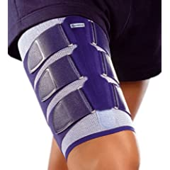 Bauerfeind MyoTrain Thigh Support by Bauerfeind