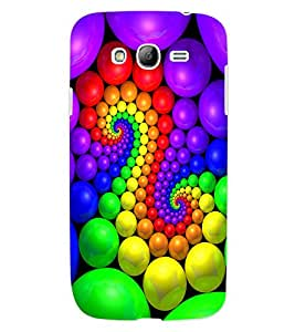 ColourCraft Lovely Colourful Design Back Case Cover for SAMSUNG GALAXY GRAND NEO PLUS I9060I