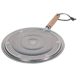 Amazon.com: Flame Tamer SIMMER Ring Aluminum HEAT Diffuser DISTRIBUTER
