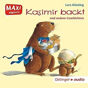 Kasimir backt Hörbuch