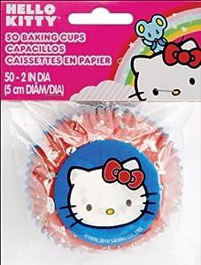 Wilton 450288 Standard Baking Cups-Hello Kitty 50-Pkg