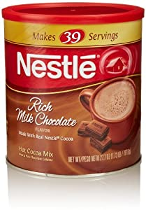 Nestle Rich Chocolate Hot Cocoa Mix, 27.7 Oz