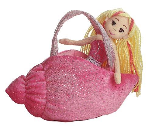 Aurora World Pink Conch Fancy Pals Carrier