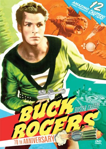 Cover art for  Buck Rogers