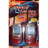 KIDS TOY WALKIE TALKIES SET OF 2- COLOR SENT AT RANDOM