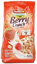 Familia Berry Crunch Muesli, 500 g