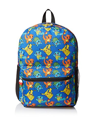 Pokemon Multi Character Backpack