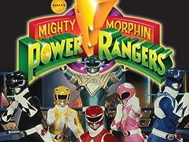 Mighty Morphin Power Rangers - Season 1