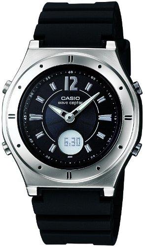 [カシオ]CASIO 腕時計 WAVE CEPTOR ウェーブセプター タフソーラー 電波時計  MULTIBAND 6 LWA-M141-1AJF レディース