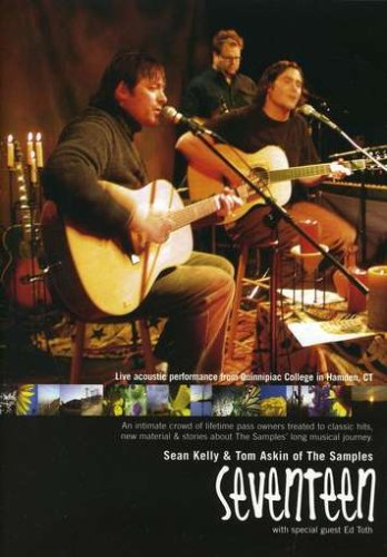 Sean Kelly & Tom Askin of The Samples: Seventeen - Live Acoustic Performance From Quinnipiac Colleg