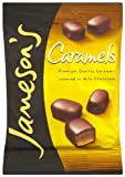 Tangerine Jamesons Caramels Chocolates 180 g (Pack of 12)