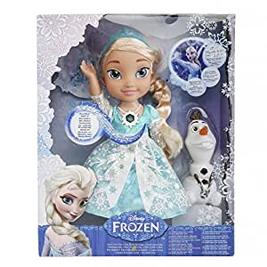 Disney Frozen Snow Glow Elsa Singing Doll