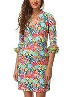 Almatrichi Vestido Nelia (Multicolor)
