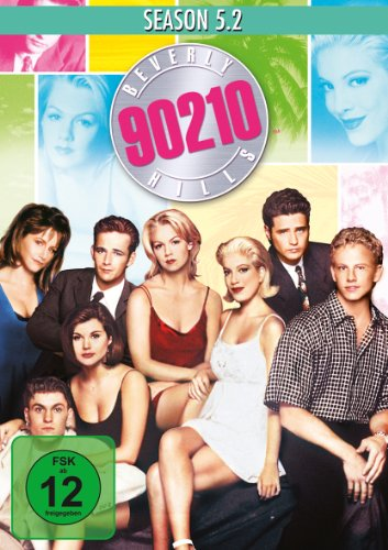 Beverly Hills, 90210 - Season 5.2 [4 DVDs]