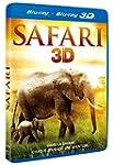 Safari 3D Combo Blu-ray + Blu-ray 3D