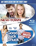 New in Town & Good Luck Chuck [Blu-ray] [Import]