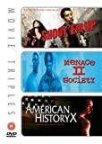 Shoot 'em Up/Menace II Society/American History X [DVD]