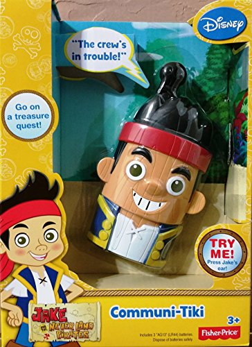 Jake and the Neverland Pirates Communi-Tiki - 1