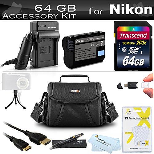 64gb-accessories-kit-for-nikon-d7200-d750-d610-d810-d600-d7100-digital-slr-camera-includes-64gb-high