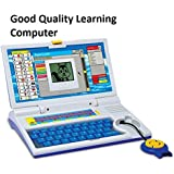 ENGLISH LEARNER EDUCATIONAL LAPTOP FOR KIDS With 20 Activities-Kids Kart