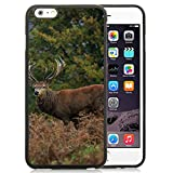2016 Animal Phone Case deer horn wood thickets For iphone 6/6S Plus Case 5.5 inches Apple Phone Case Cover