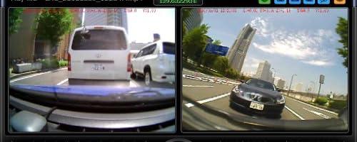 【最高約40時間常時録画】NEWドライブレコーダーTo-FIT【SDカード付属】【GPS機能搭載】
