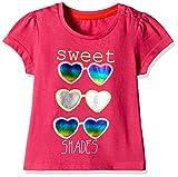 #6: Mothercare Baby Girls' T-Shirt (HA844_Pink_12-18 M)
