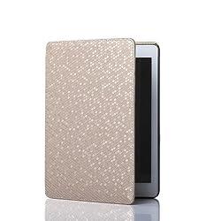 Diamond Bling Sparkly Leather Case Cover for Apple Ipad Air /5 Ipad Mini1/2 Ipad2/3/4 (ipad mini1case-gold)