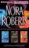 Nora Roberts Nora Roberts in the Garden CD Collection: Blue Dahlia, Black Rose, Red Lily