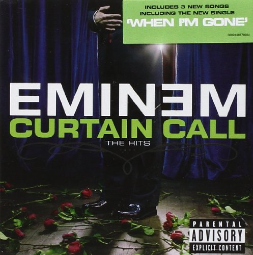 Eminem - Curtain Call (The Hits) - CD1 - Zortam Music