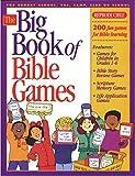 The Big Book of Bible Games #1 (Big Books)