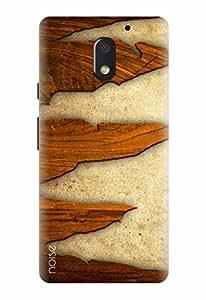 Noise Designer Printed Case / Cover for Motorola Moto E3 Power / Patterns & Ethnic / Shore Shells Design