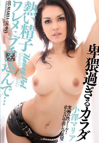 Honey Pot 5 小澤マリア [DVD]
