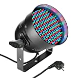 Cameo Light CLP56RGB05BS 151 x 5mm LED RGB PAR Scheinwerfer