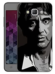 "Humor Gang Robert Downey Jr. Printed Designer Mobile Back Cover For ""Samsung Galaxy A7"" (3D, Matte, Premium Quality Snap On Case)"