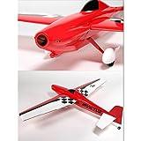 HobbyKing Invictus EF-1 Pylon Racer Balsa 1288mm - Red (ARF)