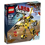 LEGO Movie Emmets Construct Building