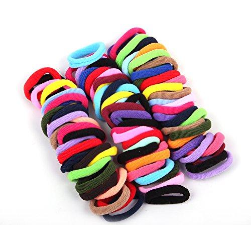janecrafts-96-pieces-elastique-queue-de-cheval-titulaire-bonbons-de-couleurs-aleatoires-pour-petite-