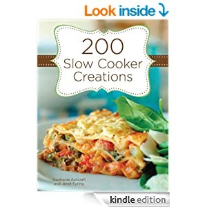 200 Slow Cooker Creations