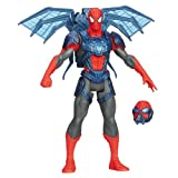 Marvel Amazing Spider-Man 2 Spider Strike Web Wing Spider-Man Figure