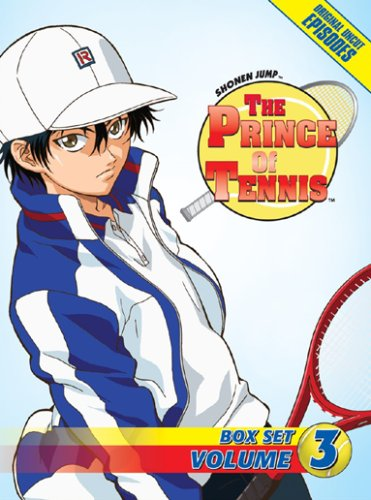 The Prince of Tennis Box Set, Vol. 3