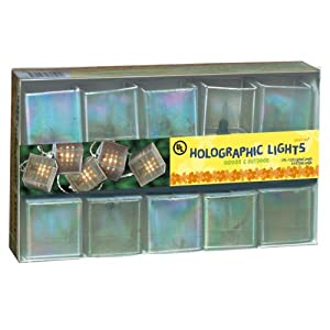 Click to buy Grasslands Road Square Holographic 10 Patio Light Set from Amazon!