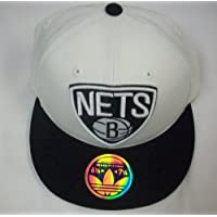 Brooklyn Nets 210 Fitted Hat by Adidas Size S/M TU35S